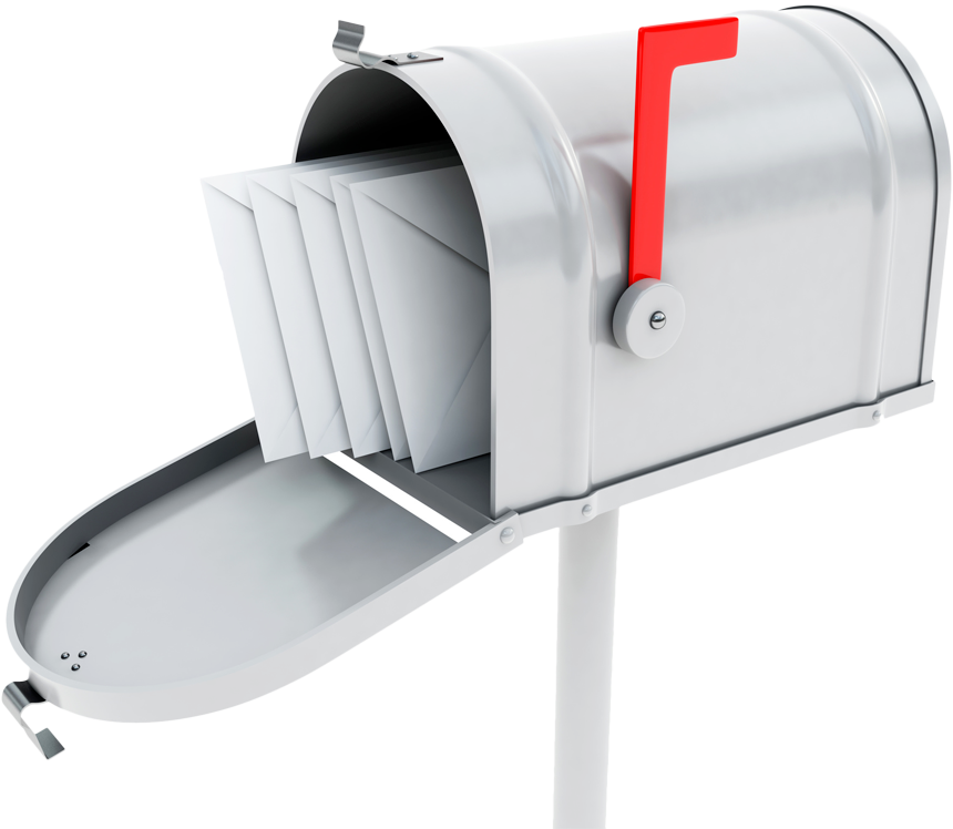 Mailbox Letters Direct Mail
